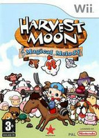 Harvest Moon Magical Melody (Wii)