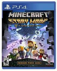 Minecraft: Story Mode Season Pass (PS4)