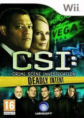CSI: Deadly Intent (Wii)