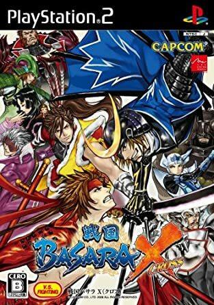 Sengoku Basara X (PS2 JAP)