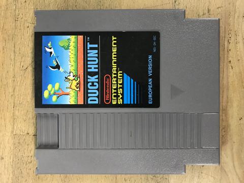 Duck Hunt (NES loose)