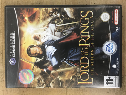 LoTR: The Return of the King (Gamecube)