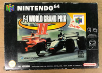 F1 World Grand Prix II (N64)