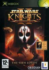 Star Wars: Knights of the Old Republic II (Xbox)