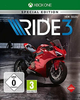 Ride 3 Special Edition (Xbox One steelbook)