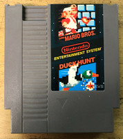 Super Mario Bros. & Duck Hunt (NES USA)