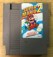 Super Mario Bros. 2 (NES USA)