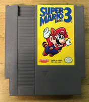 Super Mario Bros. 3 (NES USA)