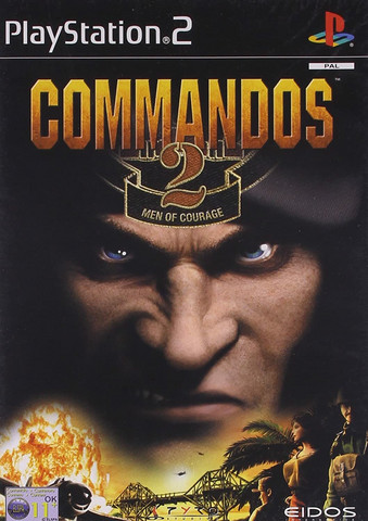 Commandos 2 (PS2)