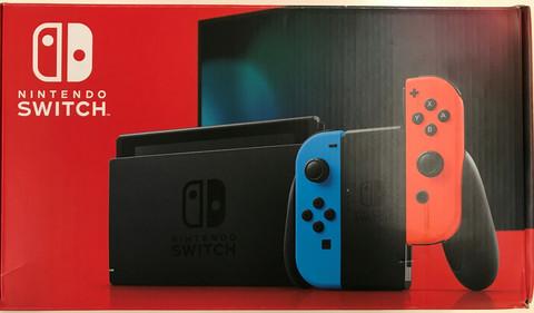 Nintendo Switch (2019) -konsolipaketti + peli