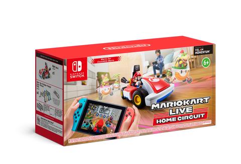 Mario Kart Live: Home Circuit - Mario Set (Switch)
