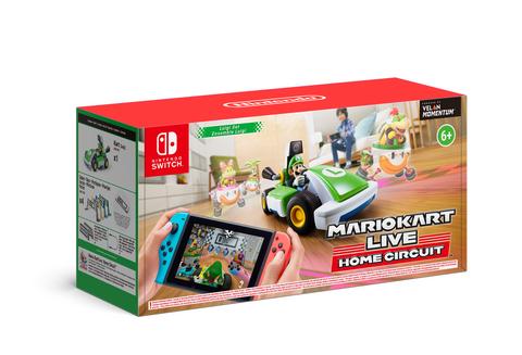 Mario Kart Live: Home Circuit - Luigi Set (Switch)