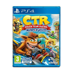 CTR Crash Team Racing Nitro-Fueled (PS4)