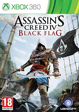 Assassin's Creed Black Flag (Xbox 360)