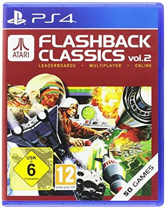 Atari Flashback Classics vol. 2 (PS4)