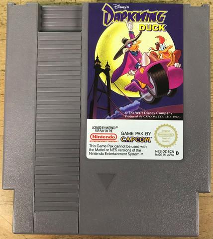 Darkwing Duck (NES SCN)