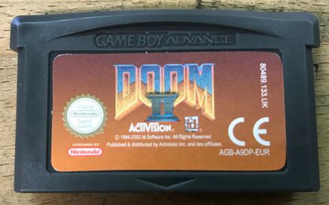 Doom II (GBA)