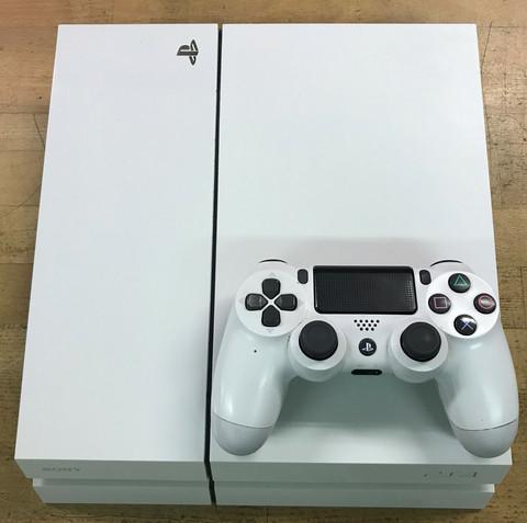 Playstation 4 500Gb valkoinen