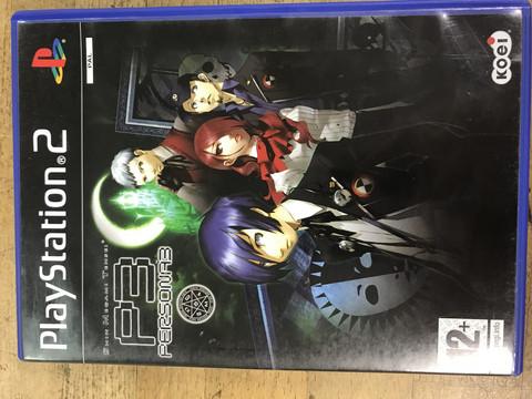 Shin Megami Tensei: Persona 3 (PS2)