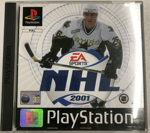 NHL 2001 (PS1)