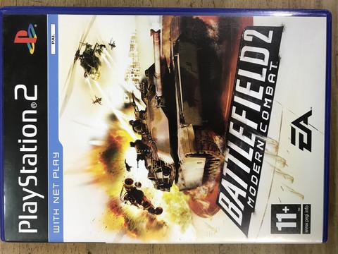 Battlefield 2 Modern Combat (PS2)
