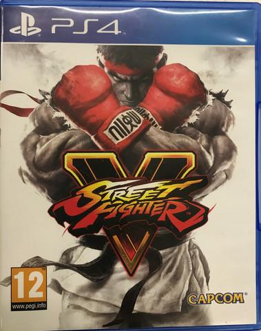 Street Fighter V (PS5)
