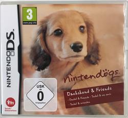 Nintendogs Dachshund & Friends (NDS)