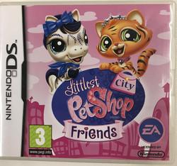Littlest Pet Shop City Friends (NDS)
