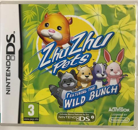 ZhuZhu Pets ft. The Wild Bunch (NDS)