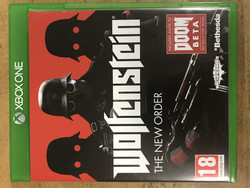 Wolfenstein The New Order (Xbox One)