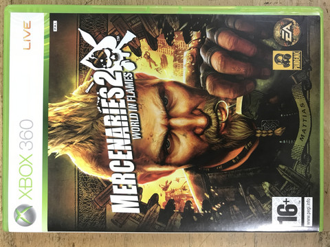 Mercenaries 2 World in Flames (X360)