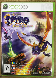 Spyro Dawn of the Dragon (X360)