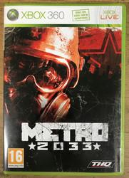 Metro 2033 (X360)