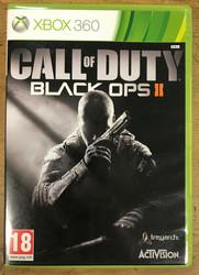 Call of Duty Black Ops II (X360)