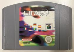 FIFA 98 (N64 PAL)