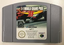 F1 World Grand Prix II (N64 PAL)