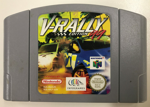 V-Rally Edition 99 (N64 PAL)