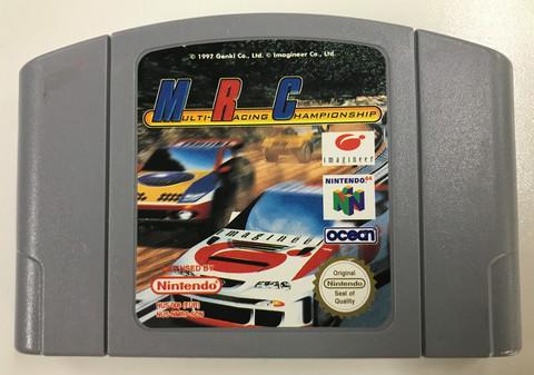 MRC Multi Racing Championship (N64 JAP)