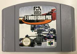 F1 World Grand Prix (N64 PAL)