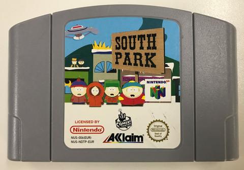 South Park (N64 PAL)