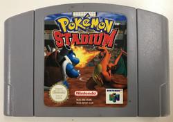 Pokemon Stadium (N64 PAL)