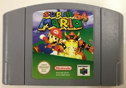 Super Mario 64 (N64 PAL)