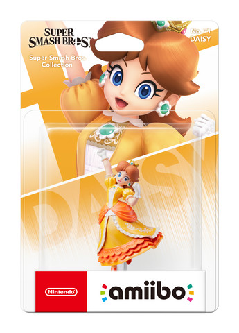 amiibo Daisy (Super Smash Bros Collection)