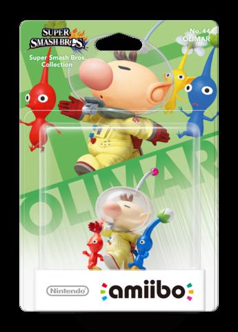 amiibo Olimar (Super Smash Bros Collection)
