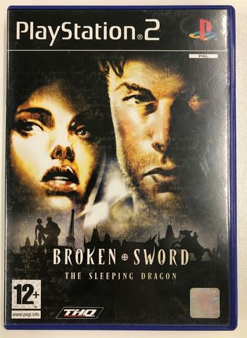 Broken Sword: The Sleeping Dragon (PS2)
