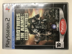Brothers in Arms Road to Hill 30 (PS2 Platinum)