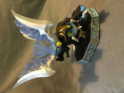 Skylanders Air Strike Master Sensei