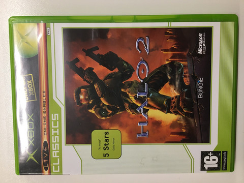 Halo 2 (Xbox Classics)