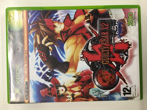 Guilty Gear X2 Reload (Xbox)