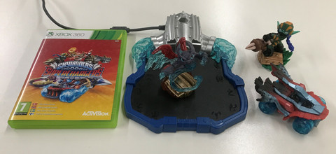 Skylanders Superchargers Starter Set (X360)